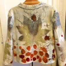 Morechoo Women's Vintage Floral Printed Peter Pan Collar Buttoned Long Sleeve Plus Size Outerwear Shibori, How To Dye Fabric, Fabric Art, Jean Bordado, India Flint, Textile Dyeing, Floral Vintage, Textiles, Floral Sleeve