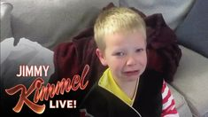 """I ate all your Halloween candy!"" Jimmy Kimmel does it again with challenging parents to video their young ones for our amusement. LMAO, & IT IS WORTH IT! :]"