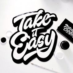 It's the holidays take some time out. Type by @kirillrichert | #typegang if you would like to be featured | typegang.com | typegang.com #typegang #typography