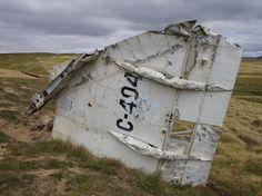 8 Aircraft Wrecks and Crash Sites of the Falklands War