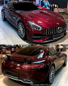 Mercedes-AMG GT S – impressive On car , needs , i want , cars , car tips Germans make nice cars. Mercedes Classic Cars, Mercedes Amg Gt S, Mercedes Maybach, Ford Classic Cars, Benz S550, Black Audi, Lux Cars, Car Colors, Motor Car