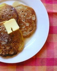 Coconut Buckwheat Pancakes