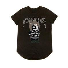 Bear Tour T-Shirt by Entree Kids