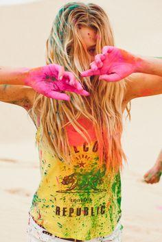 PacSun Summer 2012 Color