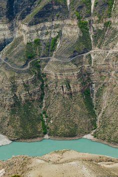 Дагестан, Чиркейская ГЭС. Абстрактный репортаж. Северный Кавказ — часть 7