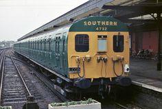 4732 at Bognor Regis. Uk Rail, Bognor Regis, Rail Train, Southern Railways, Electric Train, British Rail, Great Western, London Transport, Electric Locomotive