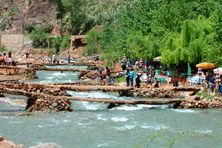 Ligne d'Aventure proposes 5 tours departing from Marrakech in 4x4 and 3 tours departing from Ouarzazate in 4x4.