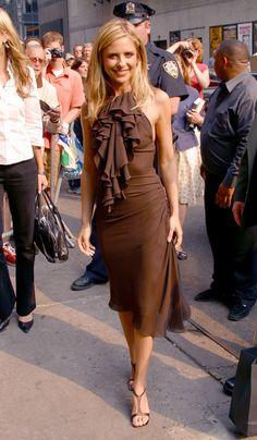 Sarah Michelle Gellar 2002