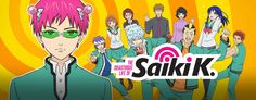 "Telekinetic Teens Return in ""The Disastrous Life of Saiki K."" Season 2"