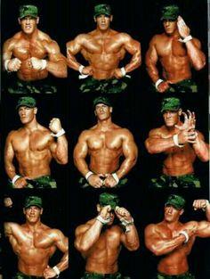 ( WWE CELEBRITY MAN 2016 ★ JOHN CENA ) ★John Felix Anthony Cena - Saturday, April 23, 1977 - 6' 1'' - West Newbury, Massachusetts, USA.