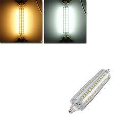 R7S 135mm 10W 90 SMD 2835 LED Pure White Warm White Light Lamp Bulb AC85-265V