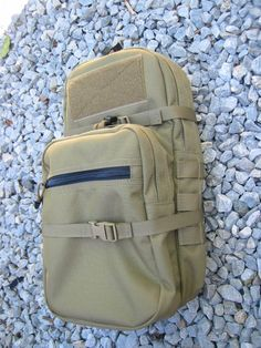 762Tactical Armor Rider Pack (Molle Compatible)