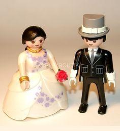 Nouveau couple de mariés Playmobil® !