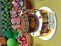 El chavo Birthday cake