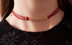 Select Bijoux: Choker -10 Ron