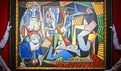 Women of Algiers painting by Pablo Picasso, sold for $179.3m