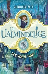 8 stars out of 10 for De Ualmindelige: Den bøjede mønt by Jennifer Bell #boganmeldelse #bookreview #bookstagram #booknerd #bookworm #books #bookish #booklove #bookeater #bogsnak #fantasybooks #jenniferbell #høstogsøn Read more reviews at http://www.bookeater.dk