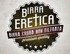 "Check out new work on my @Behance portfolio: ""BIRRA ERETICA - rebranding"" http://be.net/gallery/43740303/BIRRA-ERETICA-rebranding"