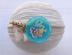 Dainty tiebackSpring photo propJersey by DESERTROSECOUTURE on Etsy