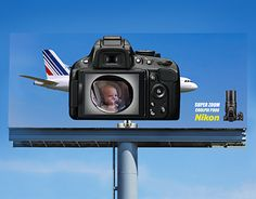"""Check out new work on my @Behance portfolio: """"Nikon Super Zoom - Billboard Ads"""" http://be.net/gallery/48012127/Nikon-Super-Zoom-Billboard-Ads"""