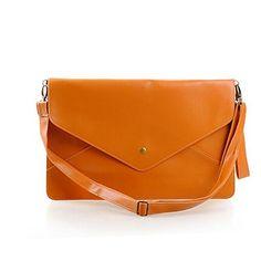 Luckyst envelope clutch handbag Shoulder Clutch Wristlet Handbags