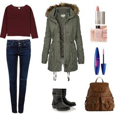 """look winter"" by princesajessii2 on Polyvore"