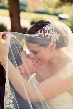 wedding picture idea--- a veiled picture :P
