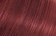 Hair Color Chart: Ruby Fusion  [L'Oreal Feria's Hair Color Chart]