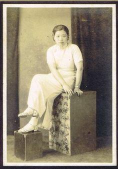 Photograph of Shanghai Girl 1920s/1930s