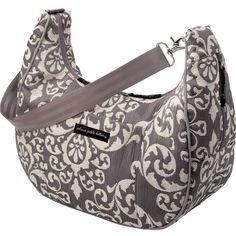 petunia pickle bottom touring tote in earl grey - love!