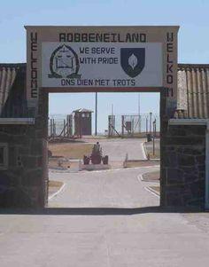 Visit Nelson Madela's former prison cell on Robben Island