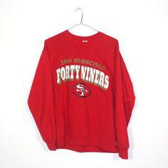 #vintage SF 49ers Sweatshirt