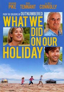 On-the-Run Movies: WHAT WE DID ON OUR HOLIDAYS