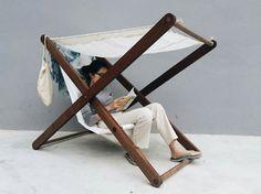 Chair X S.1 Pvc Furniture, Folding Furniture, Camping Furniture, Furniture Projects, Furniture Design, Modern Furniture, Woodworking Projects Diy, Woodworking Furniture, Diy Wood Projects