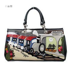 Small Train lady bag Braccialini