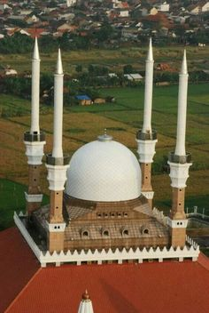 The Great Mosque of Central Java