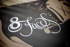 8 Faces - typography magazine