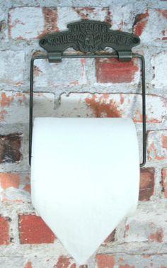 New VICTORIA TOILET FIXTURE Roll Holder Victorian London Antique Repro. Bath WC
