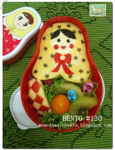 Matrioska Bento