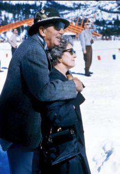 Walt and Lillian