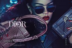 awesome Rihanna's Dior Campaign is Here! See the Stunning Pics