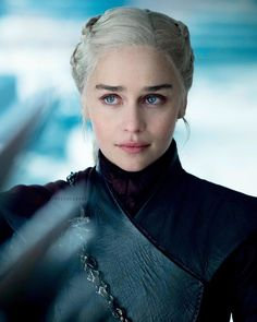 emilia clarke So basically. the woman who started out as a slave -abused and sold by her brother, fought her way through it. lost a husband and a