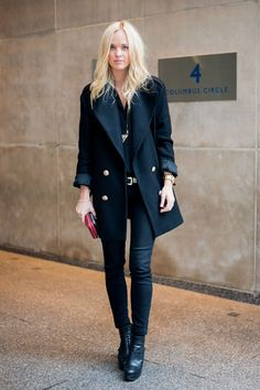 The warrior street style for an everyday bad ass woman.