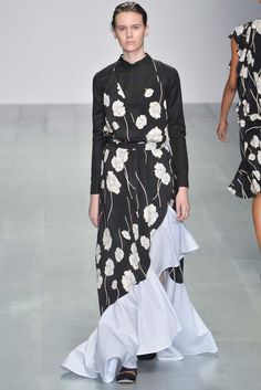 Eudon Choi Spring 2015 Ready-to-Wear - Collection - Gallery - Look 1 - Style.com