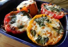 Stuffed Bell Peppers #stuffed #bellpeppers #peppers #food #recipes #vegetables