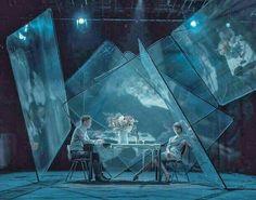 Iberoamerican Theater Festival 2014 Plus Stage Set Design, Set Design Theatre, Theater, Theatre Stage, Conception Scénique, Bühnen Design, Design Ideas, Le Zoo, Scenic Design