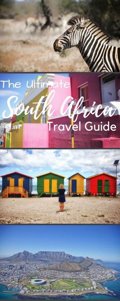 The ultimate travel guide to South Africa. Including itinerary advice and road trip advice. From where to eat and things to do in all sorts of cities like Johannesburg, Cape Town, and Durban. And including safari tips for Kruger National Park. There's also info on culture and of course honeymoons!