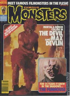 Famous Monsters of Filmland Magazine #173