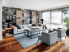 KHALKEDON HOUSE   Residential in Istanbul, Turkey         Двухуровневый пентхаус в фешенебельном районе Стамбула площадью 250 квадратных ...