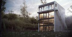 Architectural Visualisation Portfolio | CGI | 3D Visualisation | Wonder Vision